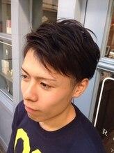 フラップ(FLAP Hair Design)#メンズ #刈り上げ #ショート #爽やか #ツーブロック