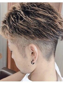 ヘアメイク フェイス(hair make faith)メンズショート