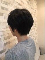 パフューム バイ アフロート 松戸八柱(Perfume by afloat)☆大人ショートレイヤースタイル☆