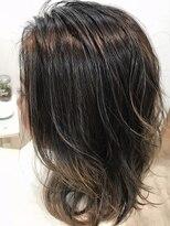 ルーナ ヘアラウンジ(Luuna hair lounge)ナチュラルバレイヤージュ