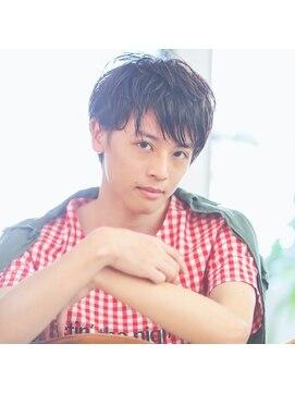 キキ(kiki)『kiki』メンズショートstyle.2