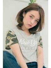 ヘアー ドゥーシーボー(HAIR 2CV)★やわらかセミディ★