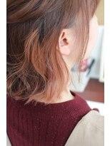 ジップヘアー(ZipHair)Zip Hair ★ほんのりピンク★