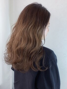 セシルヘアー 広島駅前店(Cecil hair)外国人風☆【アッシュブロンド】Doble colour