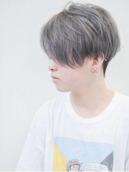 リジョイスヘア(REJOICE hair)の写真/カットがうまい美容室だからこそできる骨格を補正するテクニック。メンズスタイルもお任せ下さい!