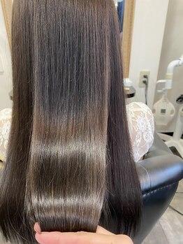 ヴィダ クリエイティブ ヘアーサロン(Vida creative hair salon)の写真/東京の某有名サロンで話題沸騰!モデルさんも愛用者多数の≪oggiotto≫奇跡のトリートメントの凄さを実感☆
