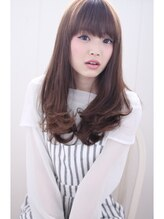 ウィッシュ ヘアー(Wish Hair)【Wish Hair】ナチュラル×ベージュカラー