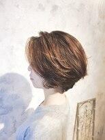 ボヌールヘア(BONHEUR HAIR)ボヌールヘアー 綾瀬【YUKIE】やわらかグラボブ