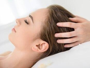ヘア コンフォート グランフルール(Hair comfort GRAND FLEUR)の写真/夢シャンプー導入☆極上の癒しをご提供するこだわりの本格ヘッドスパ!至福のひとときをご堪能下さい…
