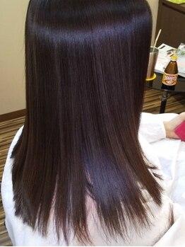 エルアスクの写真/【縮毛矯正専門店】どのサロンに行ってもダメだった…諦める前にエルアスクへ!ダメージレスに理想の髪へ♪