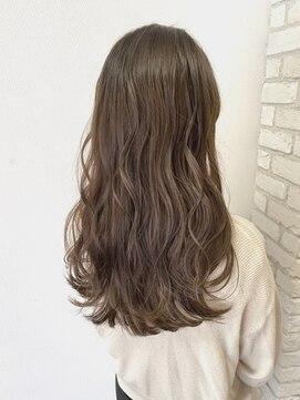 ヘアハウス ルアナ(Hair House Luana by NYNY)グレージュカラー