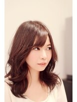 ネオヘアー 京成曳舟店(NEO Hair)ゆるふわガーリーボブ