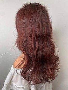 デュアプレ バイ ユーレルム 町田店(Deapres by U-REALM)の写真/【町田駅徒歩3分】色で魅せる美の法則。抜け感たっぷりカラーで周りも羨む褒められ美髪をあなたに♪
