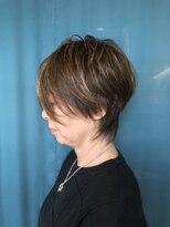 ビスヘアアンドメイク(BIS hair&make)ウルフレイヤー