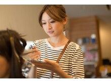 オーガニック カラーアンドリペア 前橋朝倉店(Organic color & repair)の雰囲気(プロの美容師が綺麗に染めます)