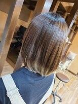 モアムー(Moremuu)レディース 裾カラー