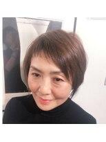 クレエ(Creer)Short hair style