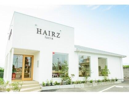 ヘアーズ ルシア 藍住店(HAIRZ lucia)の写真