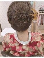 アチーブ 姫路店(Achieve)Achieve 和髪のスジ stylist 平石
