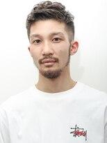ソフトツーブロックセミウェットビジネス【イワサキカツヤ】770