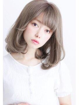デイズ(days)ミルクティアッシュ☆似合わせカット毛先ワンカール小顔ボブディ