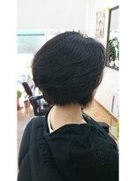 ヘアサロン シュシュ(Hair salon Chou chou)ショートボブ
