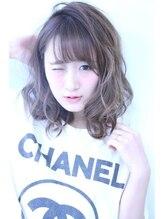 ヘアサロンエム 渋谷店(HAIR SALON M)パーソナルカラー☆ブルージュセミディ