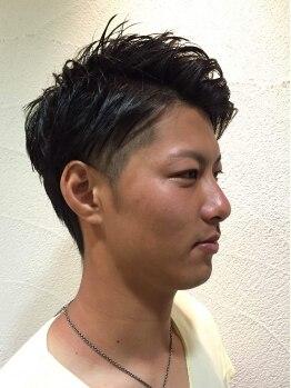 フルハウス (Full house HAIR DESIGN)の写真/ONでもOFFでもキマる髪型をご要望と合わせてご提案!イメチェンしたい方にはポイントパーマがオススメです☆