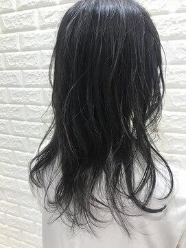モードケイズ 松原店(Hair&Nail MODE K's)ダークグレージュ