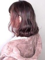 ソース ヘア アトリエ 京橋(Source hair atelier)【SOURCE】ルビーヴァイオレット