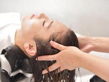 グランアージュ 北千住(grandage)の写真/《grandage★北千住》凝り固まった頭皮をほぐしダメージを緩和◇清潔な頭皮へと導きます―◇