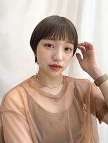 【黒田葉月】20代30代40代◎大人かわいい小顔ショート