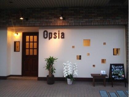 髪質改善ヘアエステサロン オプシア(OPSIA)の写真