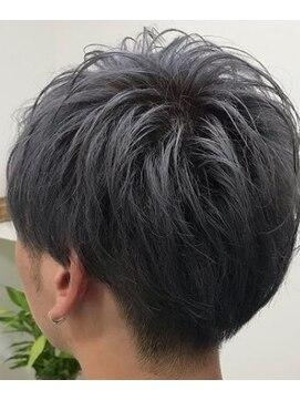 ヘア デザイン リブレ(Hair Design Libre)Libre.ツーブロックマッシュ