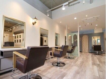 シレーナ ヘアーリゾート(Sirena Hair Resort)の写真