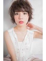 シエン(CIEN by ar hair)CIEN by ar hair片瀬『浜松可愛い』王道ショート+グレイジュ