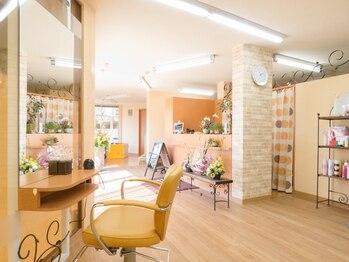 美容室 リセ(Rise)の写真/[カット¥3000]丁寧なカウンセリングとライフスタイルも考慮し、一人ひとりに合わせた理想のスタイルに♪