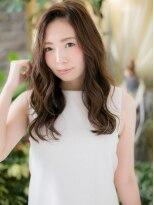 *+COVER HAIR+*…大人かわいい小顔ロングb