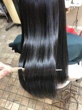 門外不出の艶髪処方&縮毛矯正!!こだわり抜かれた施術で理想の艶髪へ導きます!!