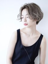 ザ コード(THE.KORD)【THE.KORD】Love Song    小顔×ワンサイドショート