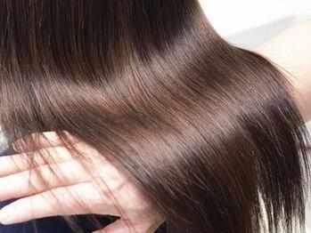オーガニック カインズ前橋吉岡店 (Organic)の写真/【髪質改善・大人ツヤ髪】髪と頭皮に3種類のコラーゲンをたっぷり浸透!なめらかな艶髪に★