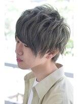 ソラ ヘアデザイン(Sora hair design)透明感オリーブカラー