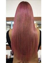バカンス(Vacance)稀に見る美しいピンク