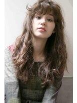 プレディカ(pledica)【pledica】前髪がポイント☆スィングロング【pledica 表参道】