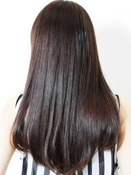 アぺル(apare)の写真/【髪のエステサロン】通う度に髪が綺麗になっていく…。表面だけでなく髪質から美しくしていきませんか?