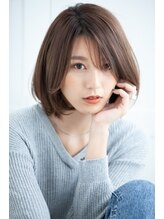 リルプラス ギンザ(Rire+ ginza)【Rire-リル銀座-】シースルーなひし形シルエット☆