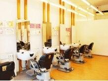 Men's Hair Salon White