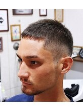 グルーミングヘアー イッサ(Grooming Hair ISSA)クロップスタイル