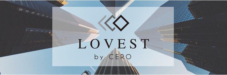 ラベスト バイ セロ(LOVEST by CERO)のサロンヘッダー