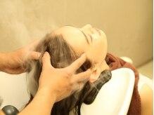 ヘアーメークテスタヴァンティ (Hair make Testavanti)の雰囲気(癒しのひとときを過ごして頂けます☆)